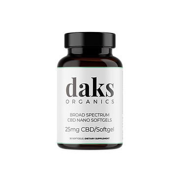Optimised_DaksOrganics_Softgels_25mg_Fro