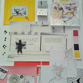 Icons, Art and Basquiat   Flo Daisy