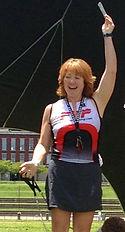 Belinda Leslie Triathon 2013 award.jpg