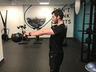 How to Perform Kettlebell Swings Correctly