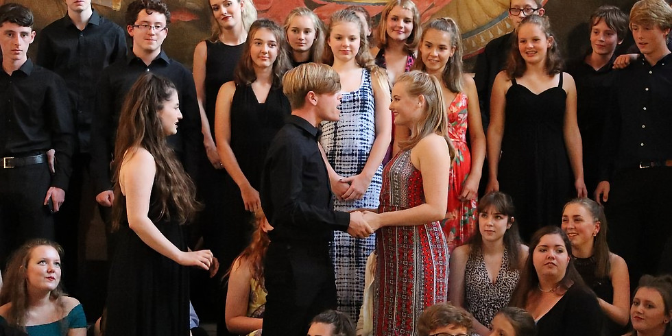BAY Musical Theatre Course (Residential August 2018)