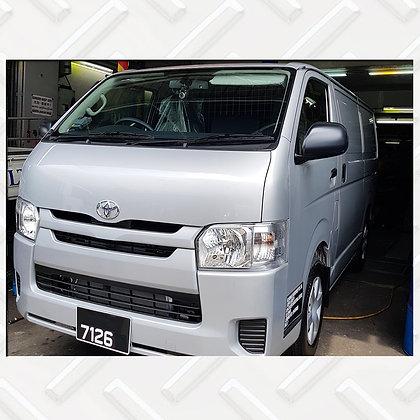 Toyota Hiace 7126