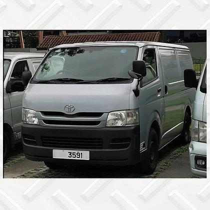Toyota HiAce 3591