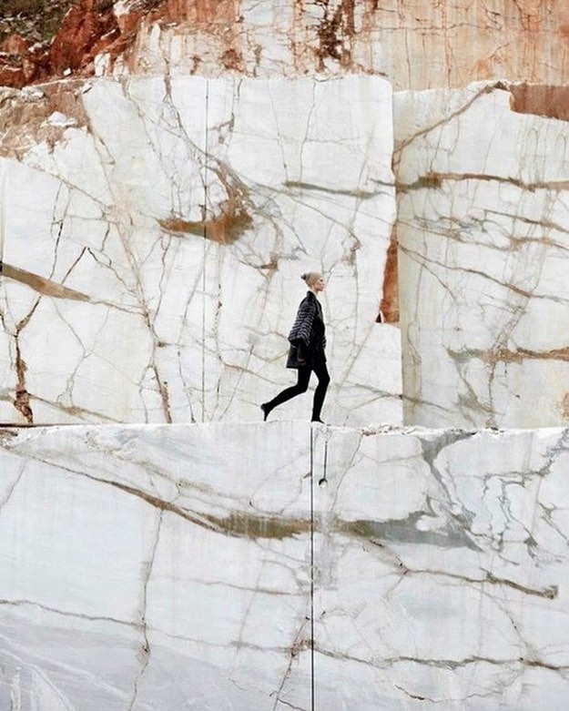 Monday's #marble #quarry #interiordesign
