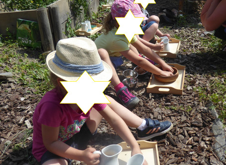 Montessori au Jardin : les photos !