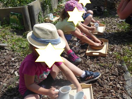 Montessori au Jardin : les photos !