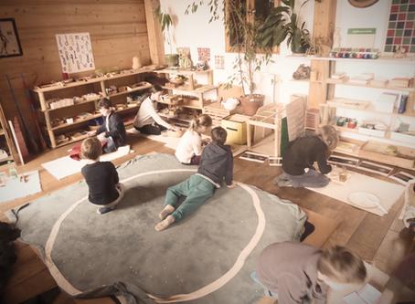 Les ateliers pour les enfants en IEF évoluent !