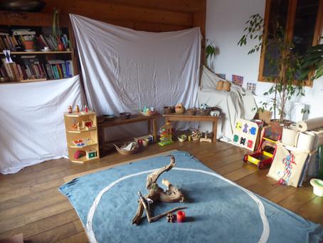 Atelier Montessori parents-enfants