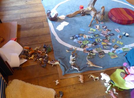 Montessori pour tou-te-s : programme des vacances de la Toussaint !