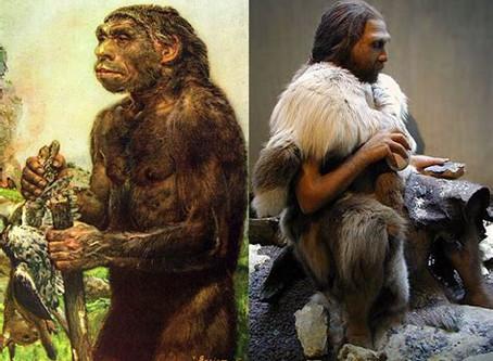 Grand récit - épisode 3 : l'évolution de l'Homme