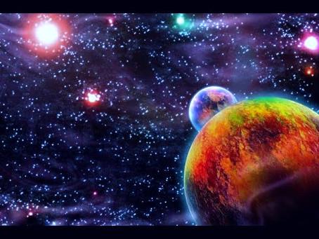 Atelier Création de l'univers - 1er grand récit Montessorien