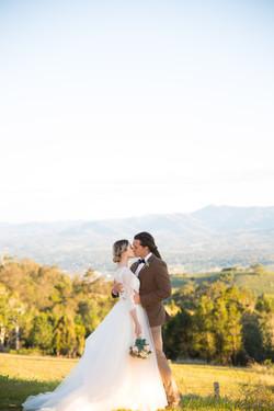 Mt Mee Wedding Photographer