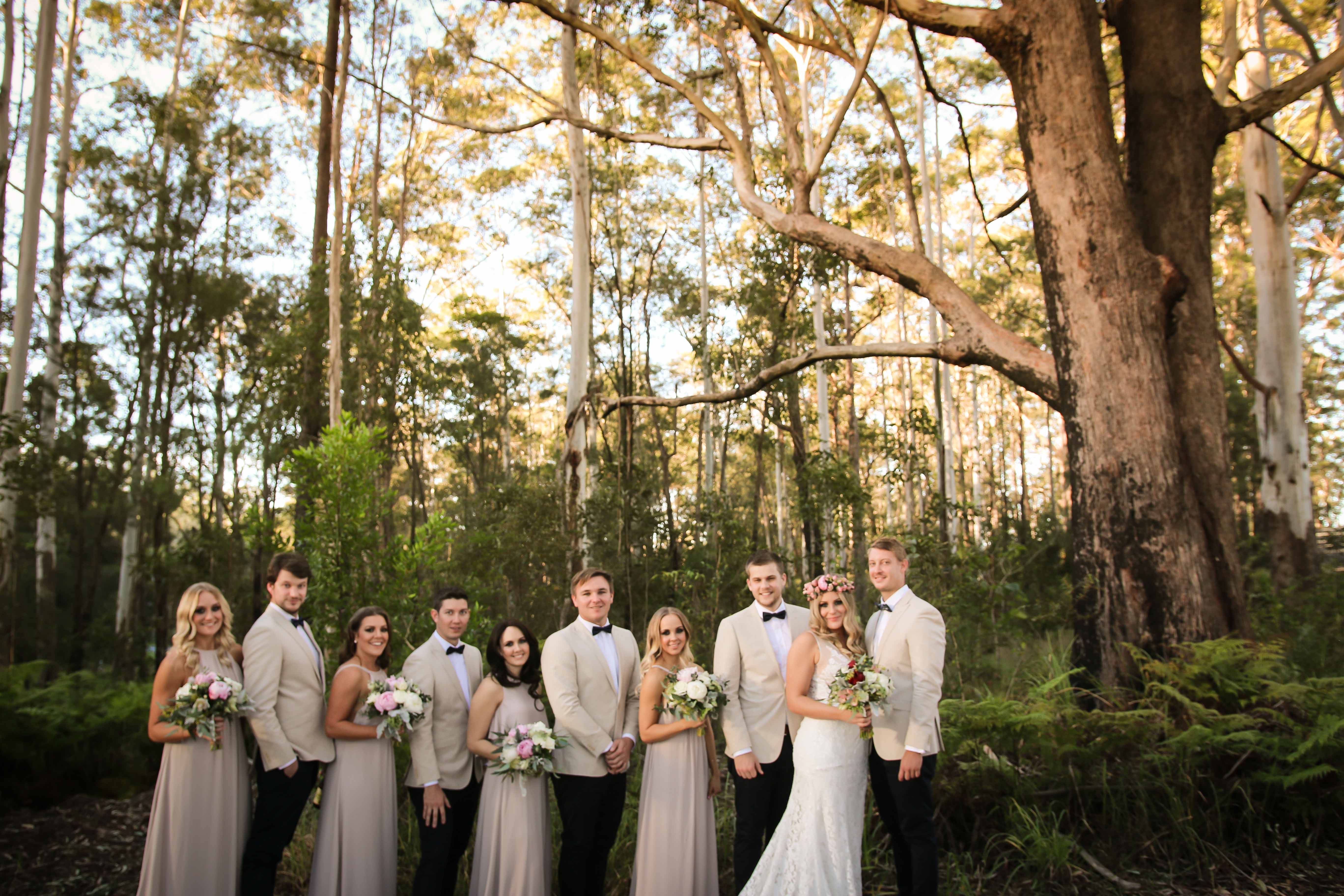 Dayboro Wedding Photographer