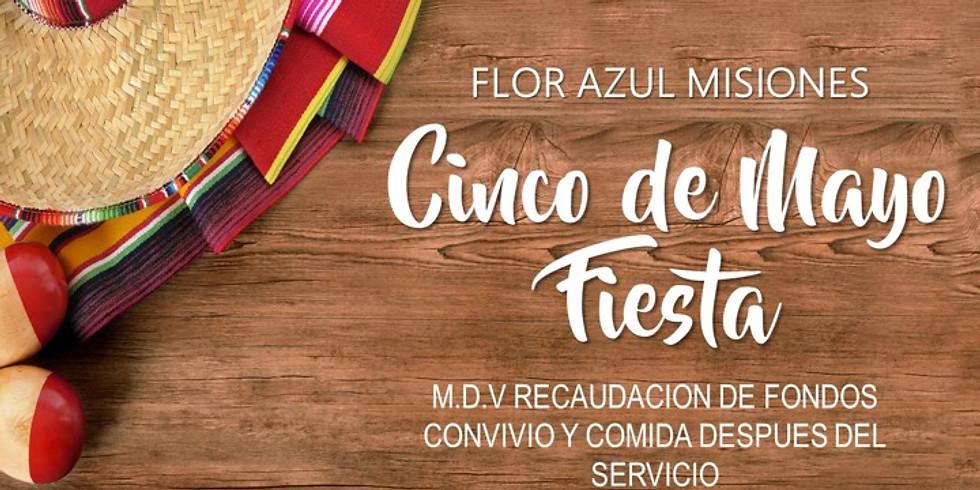M.D.V Cinco de Mayo Fiesta