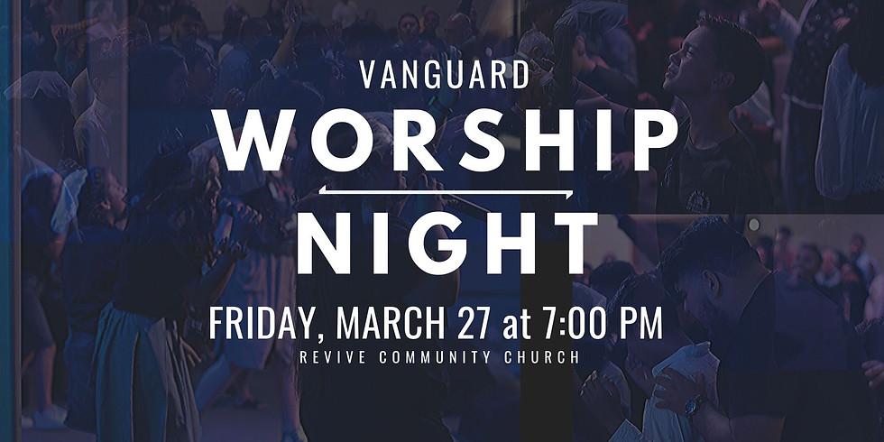 Vanguard Worship Night