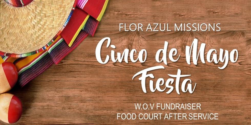 W.O.V Cinco de Mayo Fiesta