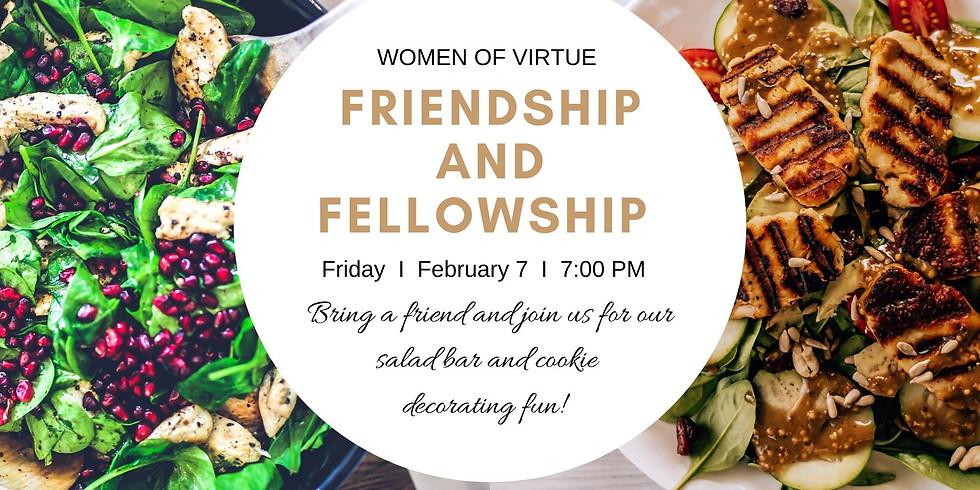 WOV: Friendship and Fellowship
