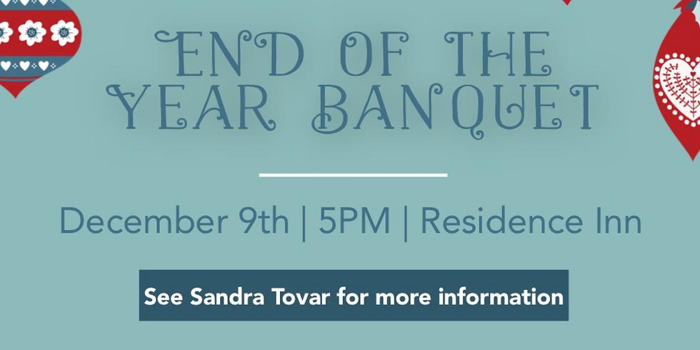 End of Year Church Banquet