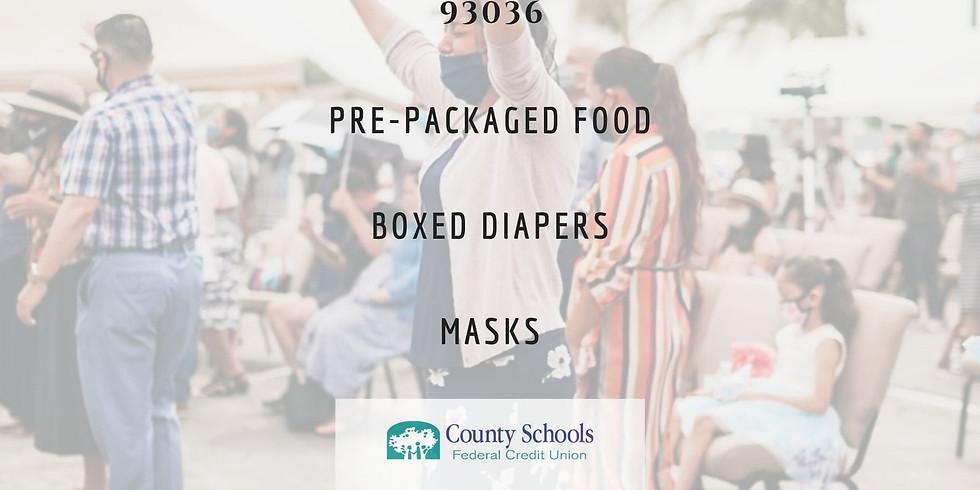 Community Relief Event