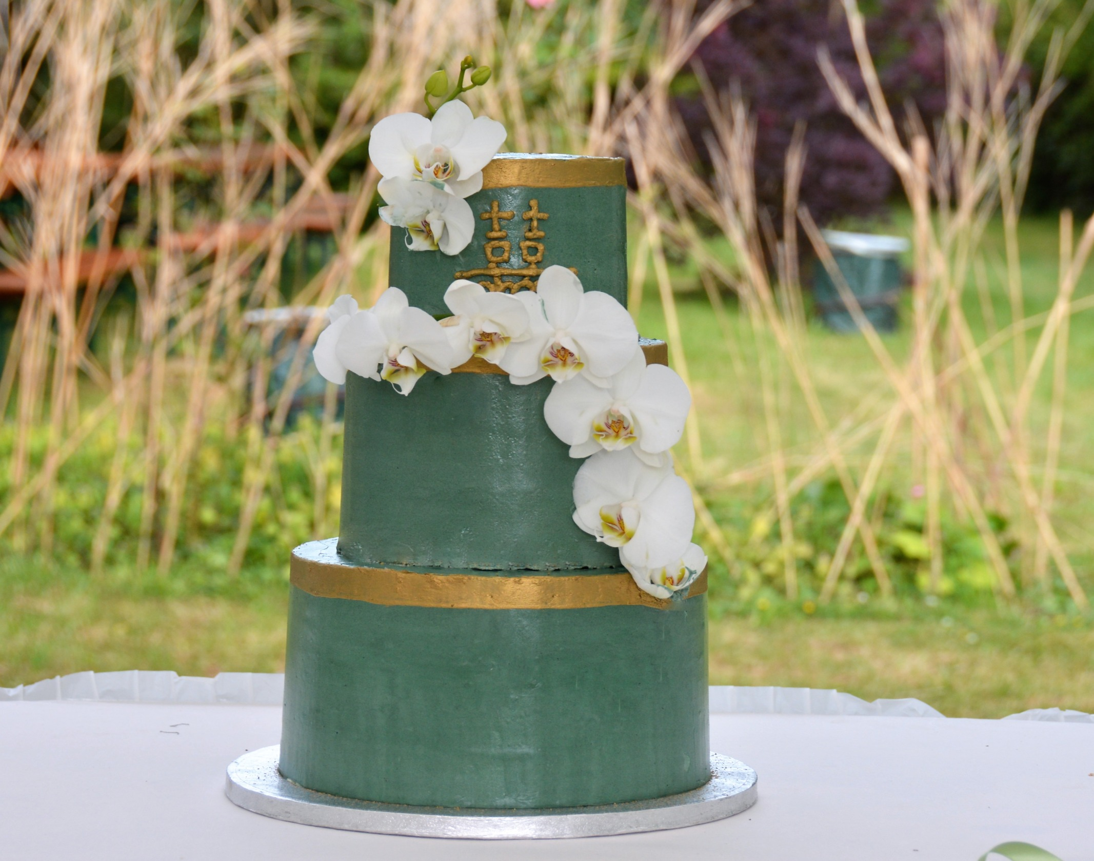 Wedding Cake July 2019