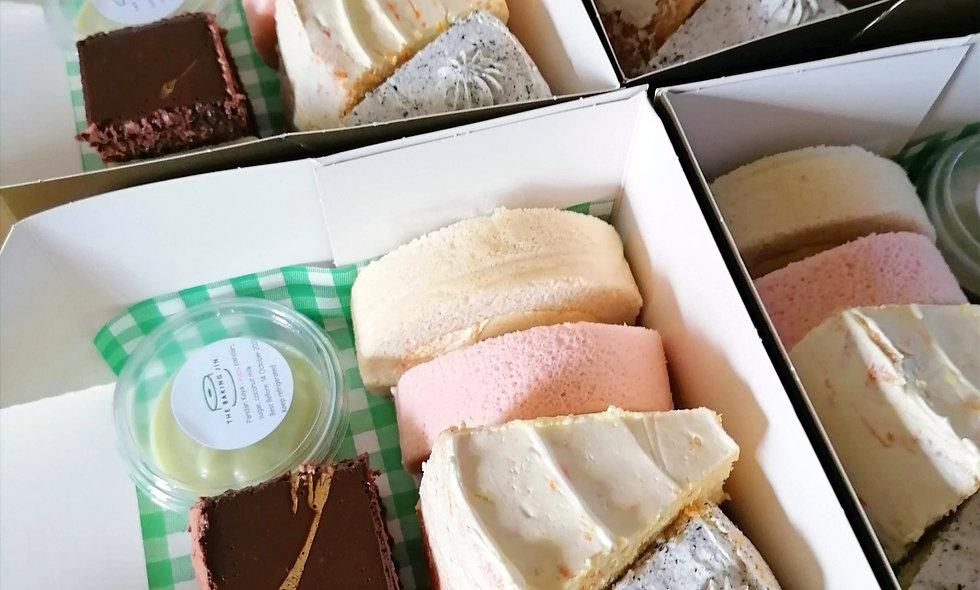 Dessert Box -2nd December delivery