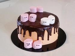 Halloween Themed Cake