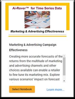 Marketing & Advertising Campaign Effecti