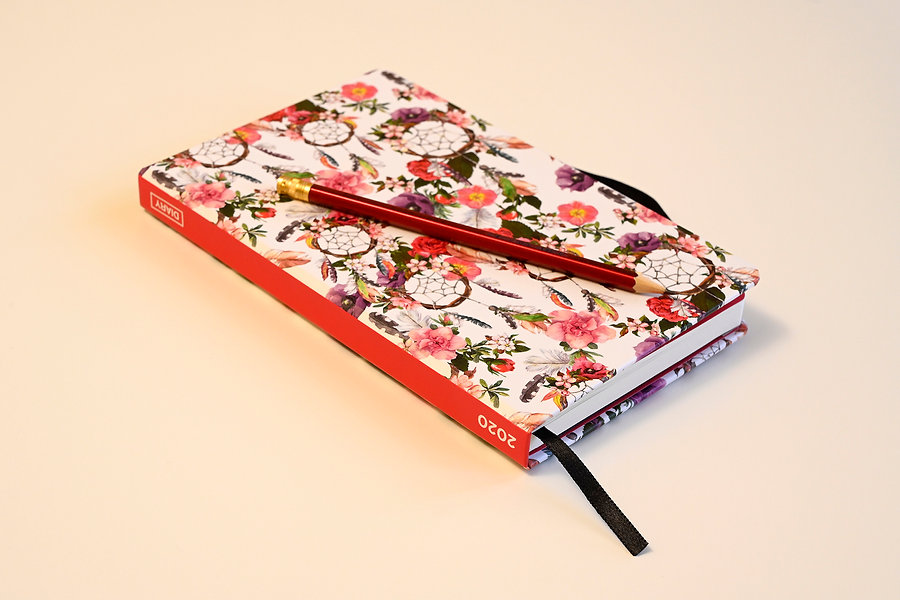 Blok - zápisník