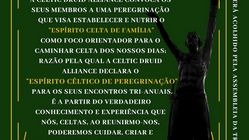 Encontro Internacional da Celtic Druid Alliance 2019