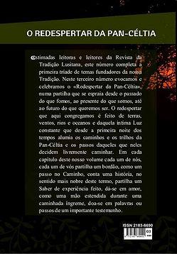 Contracapa da Revista da Tradição Lvsitana nº 3