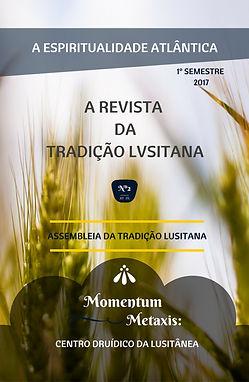 Capa da Revista da Tradição Lvsitana nº 2
