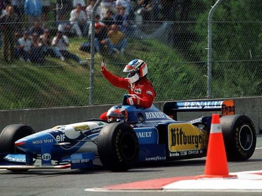 【錯選紅軍?】Alesi-法拉利最後的27號車手|一個選擇令他錯過世界冠軍?