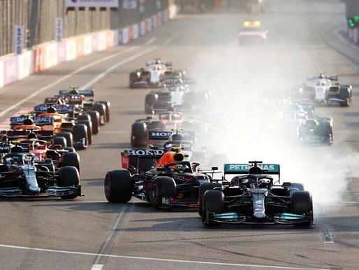 【驚爆結局】2021最瘋狂比賽?F1阿塞拜疆站賽後回顧
