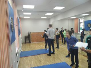 """Детский турнир по дартсу в ГБОУ """"Школа №609"""""""