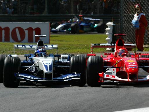 【拼命三郎】最火爆的F1車手-Montoya|曾為Schumacher的頭號對手|為何F1生涯只得短短5年半?