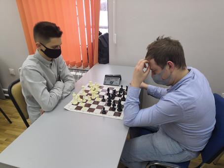 """Шахматный турнир """"Ход конем"""""""