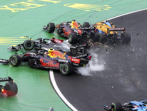 【真·瘋狂比賽】驚喜的F1匈牙利站 遲來一周的賽後回顧