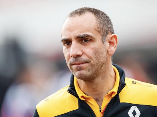 今年F1又延期!Cyril Abiteboul離開Renault紋身走數?Grosjean有傳鬥IndyCar?