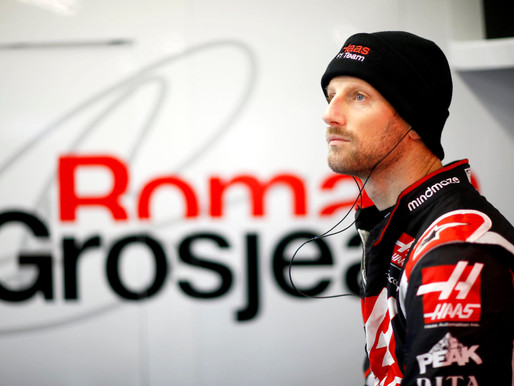 【生不逢時】曾10次上頒獎台,最後卻只成為開荒牛|Grosjean無奈的F1旅程