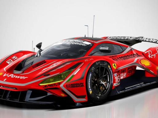 Ferrari參戰LMH重返Le Mans|F1新車發布神神秘秘|兩位傳奇車手去世