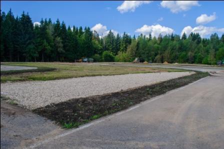 Заканчивается первый этап реконструкции Зеленоградского Картодрома