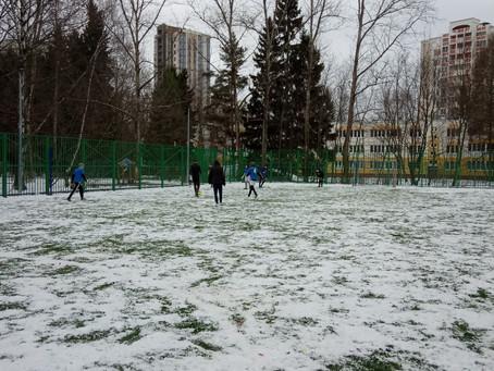 Турнир по мини-футболу среди команд района Савелки