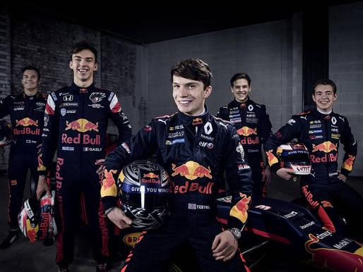 【紅牛造星】F1新秀的搖籃,還是車手的墳墓?Red Bull Junior Team 為何近年出現青黃不接?