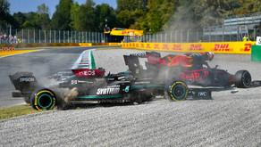【兩敗俱傷】兩大爭冠車手再撞!F1 意大利站回顧|專業車手歐陽若曦Darryl分析意外成因