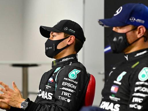 【爭位之戰】誰會駕駛2022 Mercedes賽車?F1最搶手的兩個位現時形勢分析