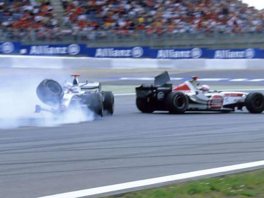 【只差一點點】5個F1最後的心碎時刻|比Norris俄羅斯站更慘情