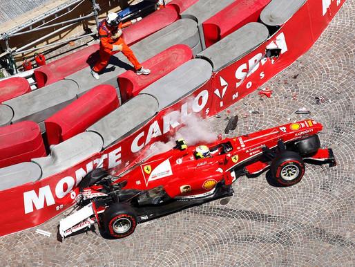 F1賽道為何多使用柏油路面緩衝區?各種護欄如何保護車手?以前的賽道有多危險?