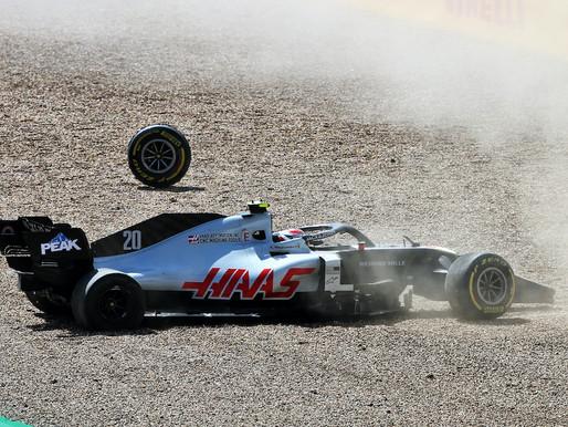 【掙扎下游】F1最揦鮓車手?處子戰上頒獎台的Kevin Magnussen為何無以為繼?