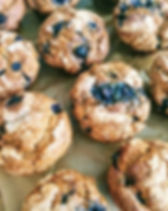Blueberry Bliss Muffins