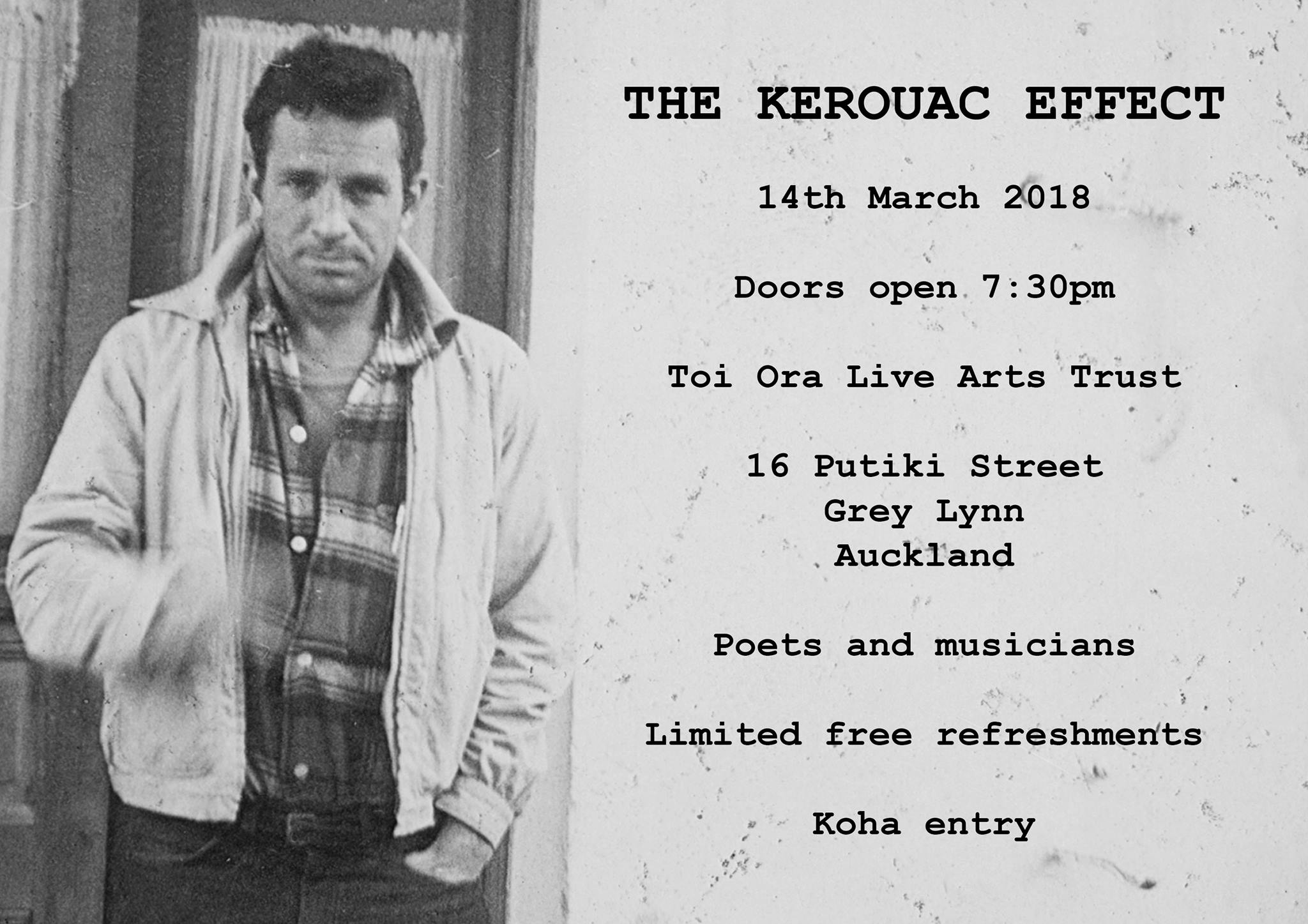 The Kerouac Effect 2018